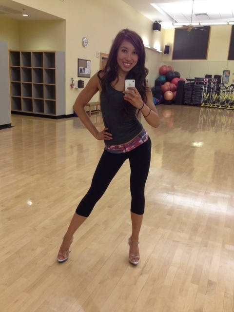 Cassie Ho <3  pilates goddess She has the best and most effective Pilates workouts!!!