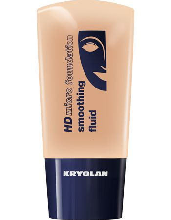 HD Micro Foundation Smoothing Fluid | Kryolan - Professional Make-up