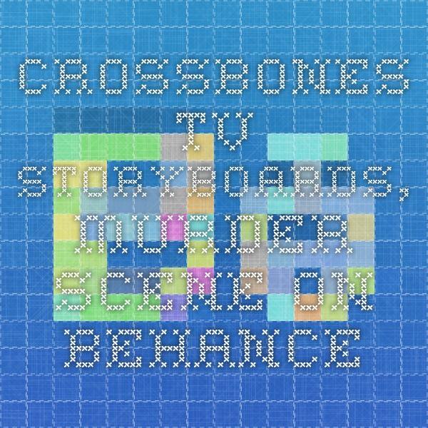 Crossbones TV Storyboards, Murder Scene. on Behance
