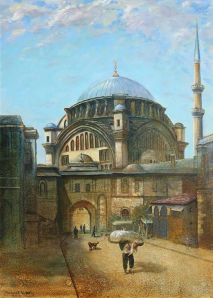 """""""Blue Mosque"""" İstanbul"""
