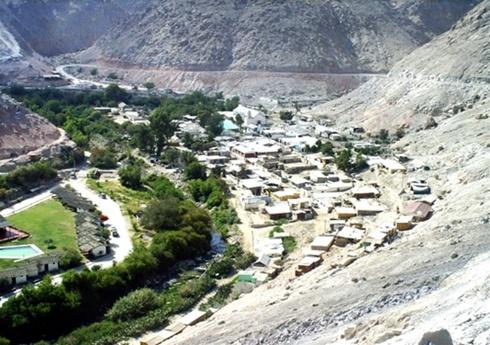 Valle de Codpa (Región de Arica y Parinacota, Chile)