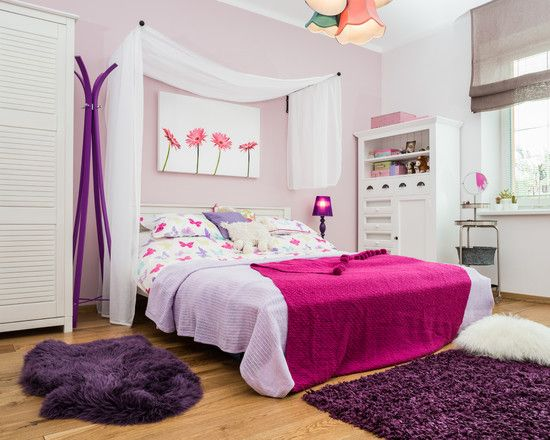 Over Bed For Bedroom Decoration, Curtain Design