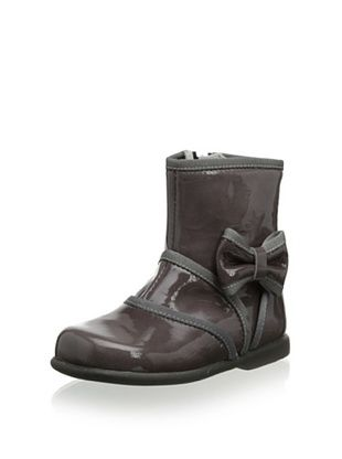 73% OFF Eli 1957 Kid's Bootie with Bows (Gris)