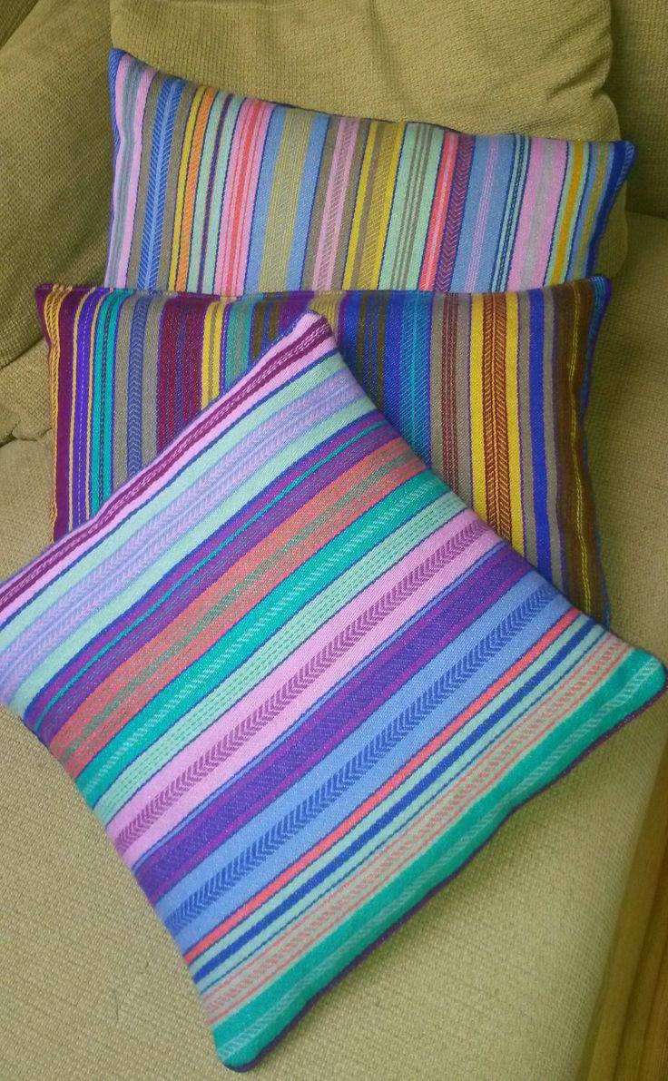 Olmerdugs puder woolen cushions