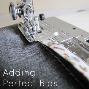 Adding Perfect Bias Binding by the Haby Goddess