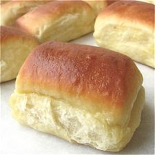 Parker House Rolls – Feather-light, buttery rolls, a treasured American recipe.