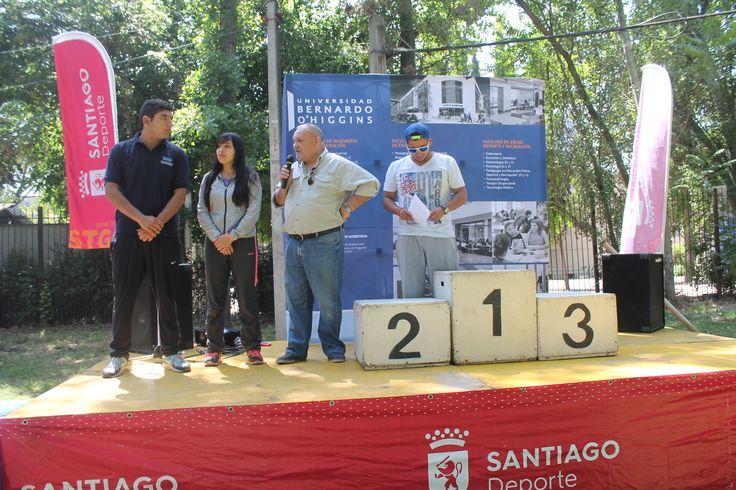 Exitosa fue la corrida UBO organizada por estudiantes