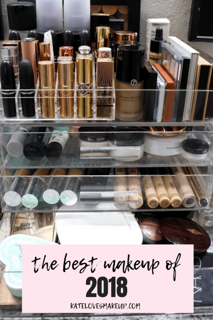 BEST MAKEUP OF 2018 | Kate Loves Makeup | Beauty Blogger Love in