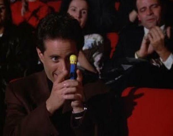Seinfeld Food In Love Making