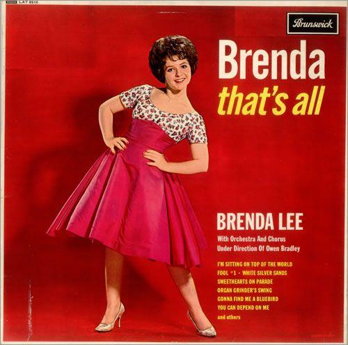 108 best Brenda Lee images on Pinterest | Brenda lee, Country ...