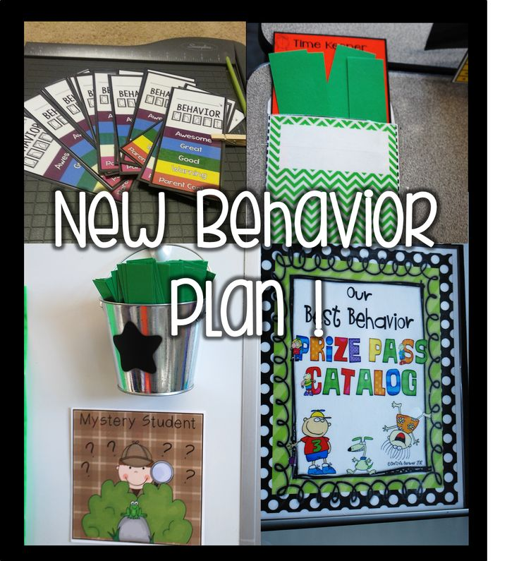 252 Best Behavior Management Ideas Images On Pinterest | Class