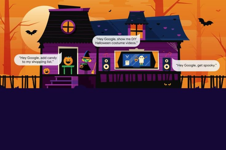 Hey Google, give me 13 tips and tricks for a spooky smart home this Halloween