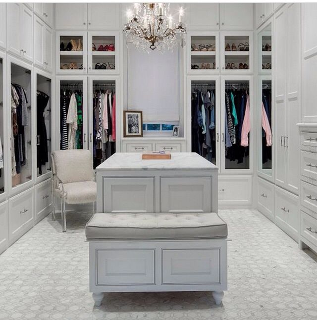 Dress Cabinets For Success: 1000+ Images About Walk In Closets On Pinterest