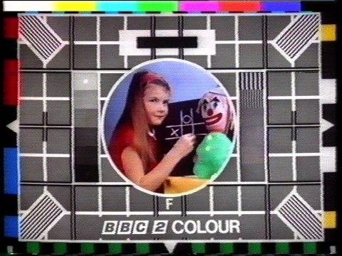 BBC test card