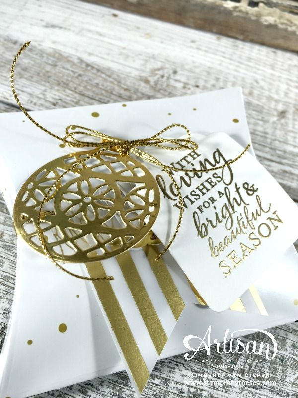 Embellished Ornaments- Creation Station Hop & 183 best Punch Board - Pillow Box images on Pinterest | Pillow box ... pillowsntoast.com