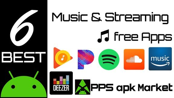 6 Best Free Music Streaming Android Apps For Multipurpose Use Music Streaming Selfie Camera App Easy Photo Editor