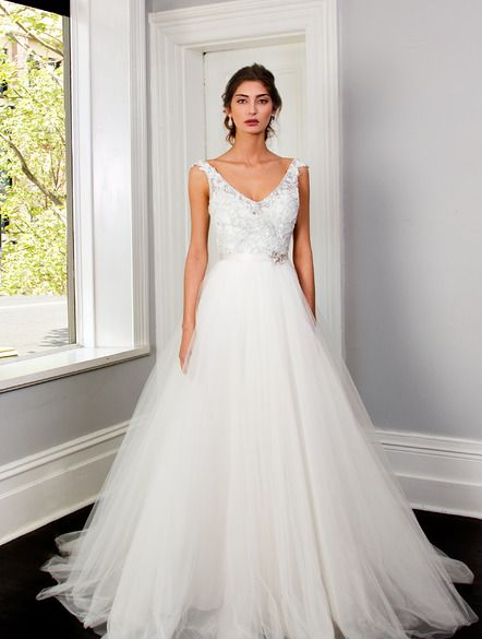 Our Giselle gown