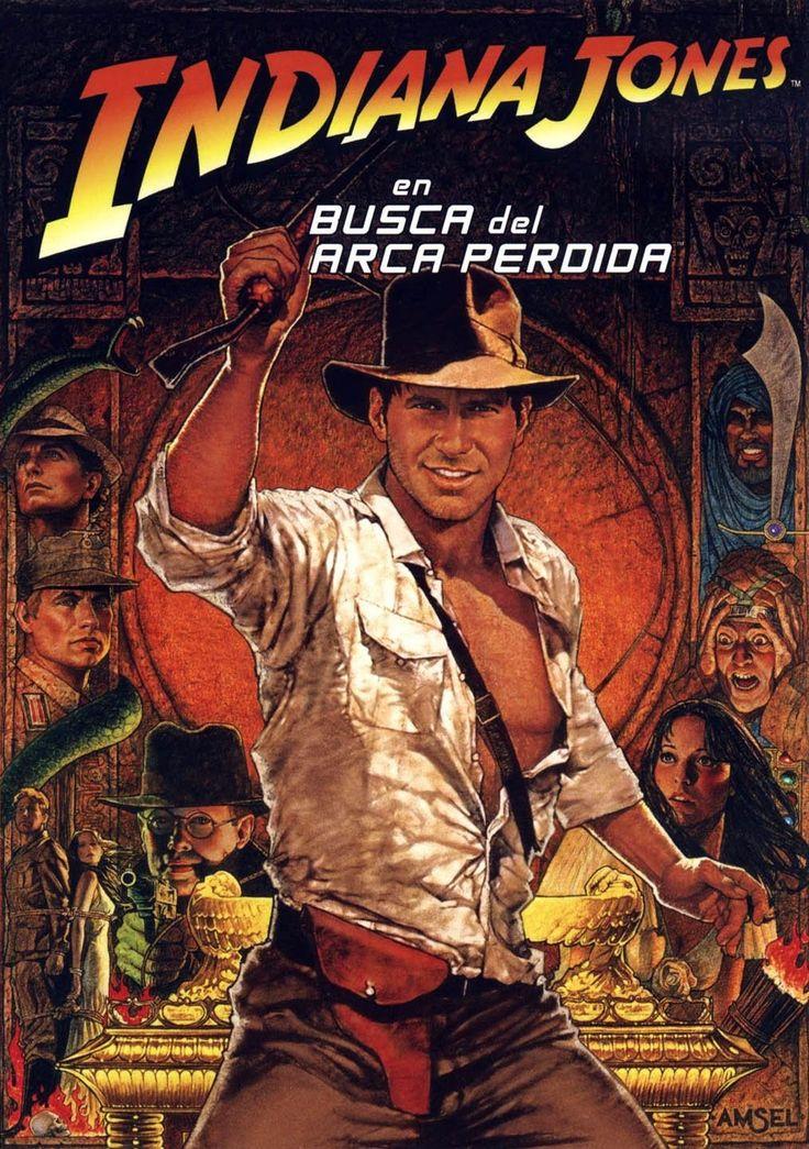 Indiana Jones en busca del arca perdida (1981) - Ver Películas Online Gratis…