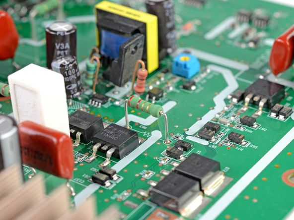 How To Solder And Desolder Connections Ifixit Soldering Electronics Projects