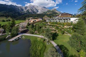 Hotel Übergossene Alm - Austria