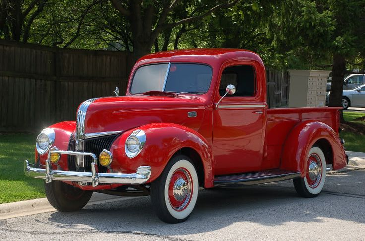 1941 Ford pick-up...Re- pin brought to you by #LowcostcarInsurance at #HouseofInsurance #Eugene,Oregon