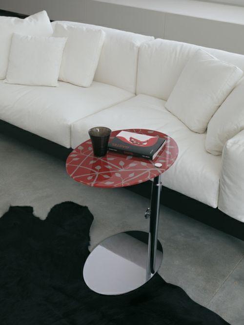 Einrichtungsideen Aus Italien U2013 Designer Beistelltisch Im Wohnzimmer  #beistelltisch #designer #einrichtungsideen #italien