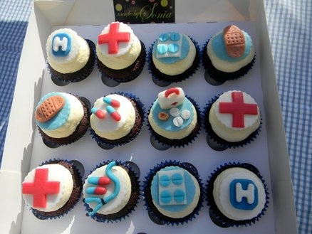 17 Best Ideas About Nurse Cupcakes On Pinterest Nurse