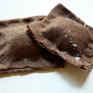 Gluten-Free Dessert Ravioli