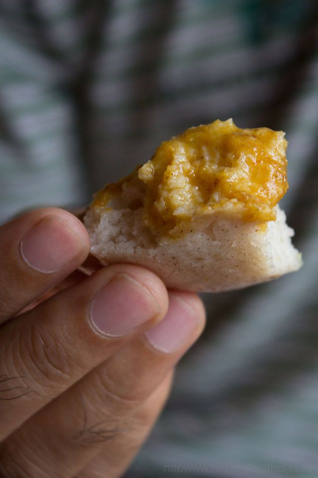 idli recipe sambar