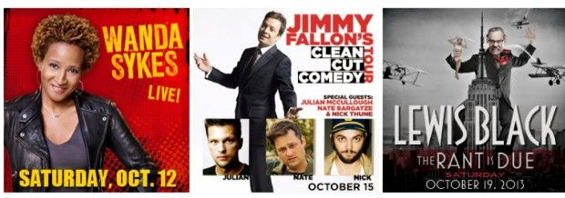 Top Comedy Acts roll into Atlanta