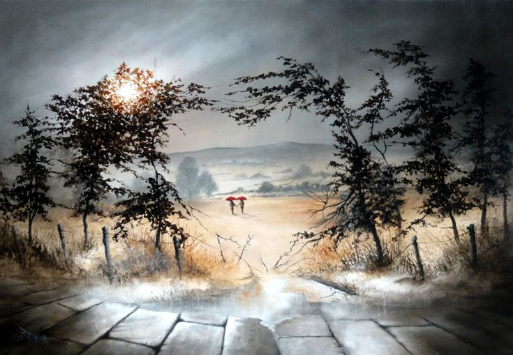 A World of Our Own - Bob Barker art