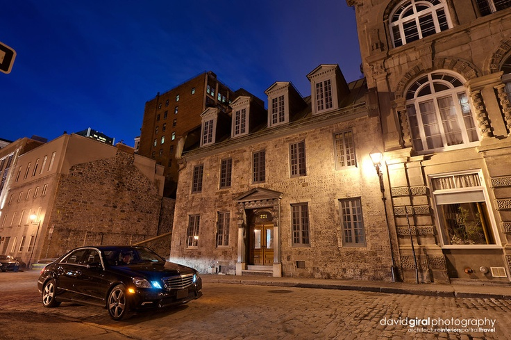 Old Montreal, Rue de l'Hopital