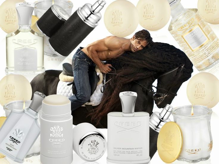 The Charm of Luxury: LUXURIOUS FRAGRANCE FOR HIM. SILVER MOUNTAIN DI CR...