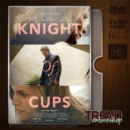 Knight of Cups (2015) / Christian Bale, Natalie Portman / Drama, Romance / Ind / 1080p   #trendonlineshop #trenddvd #jualdvd #jualdivx