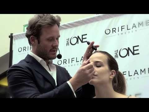 Oriflame The ONE -tilaisuus 25.3.2014 - YouTube