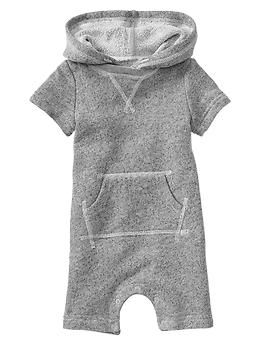 Hooded one-piece | Gap