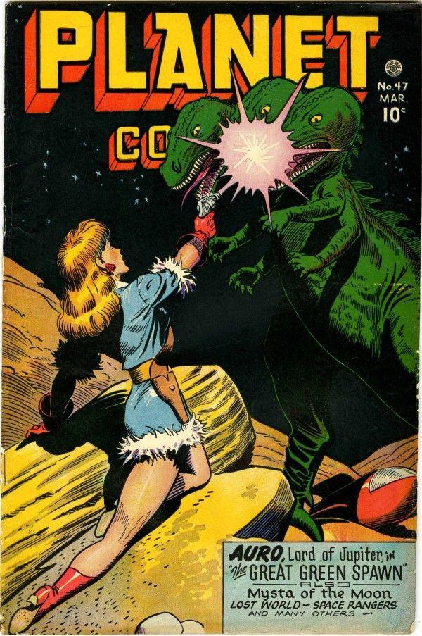 Planet Comics #12
