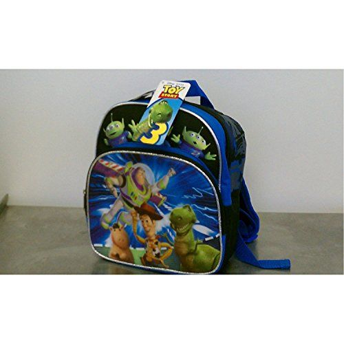 Ruz Educational Products - Disney Toy Story Mini Backpack Preschool Supplies Woody and Buzz Lightyea @ niftywarehouse.com #NiftyWarehouse #Toy #Story #Movie #ToyStory #Pixar