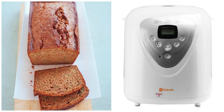 Takada ISB-1121 Bread Maker - If you plan to make bread, this bread maker gives you complete liberty of baking your own bread the way you want it to be.