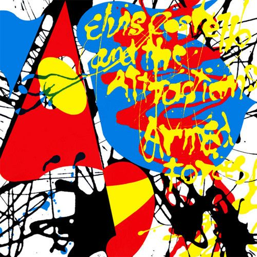 """Elvis Costello - Elvis Costello And The Attractions Armed Forces 180g LP & 7"""" Vinyl EP"""