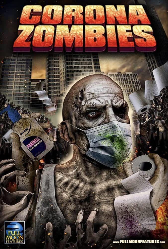 Corona Zombies 2020 Zombie Movies Comedy Films Latest Horror Movies