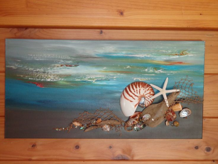 New piece of artwork purchased from Tauranga art shed
