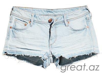 Как из джинс сделать рваные шорты