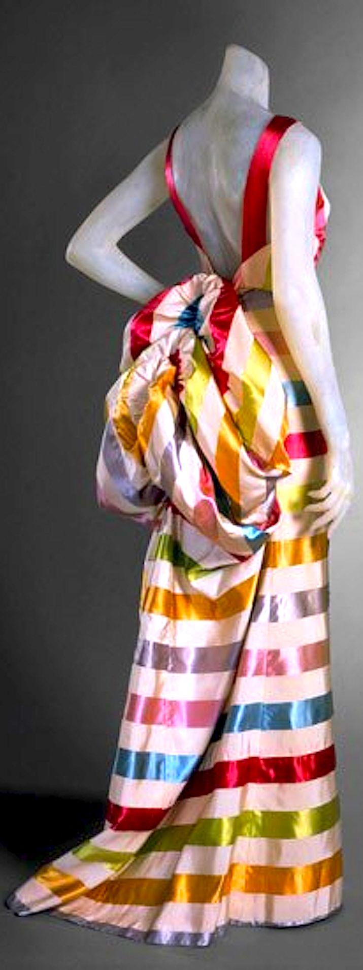 Evening Dress Elsa Schiaparelli, 1939 The Philadelphia Museum of... (OMG that…