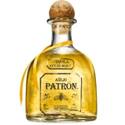 Tequila Patron Anejo, Mexico - 40% ABV | 70cl