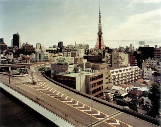 Photos of empty Tokyo: Japanese photographer Masataka Nakano spent 11 years shooting photographs of Tokyo devoid of people.
