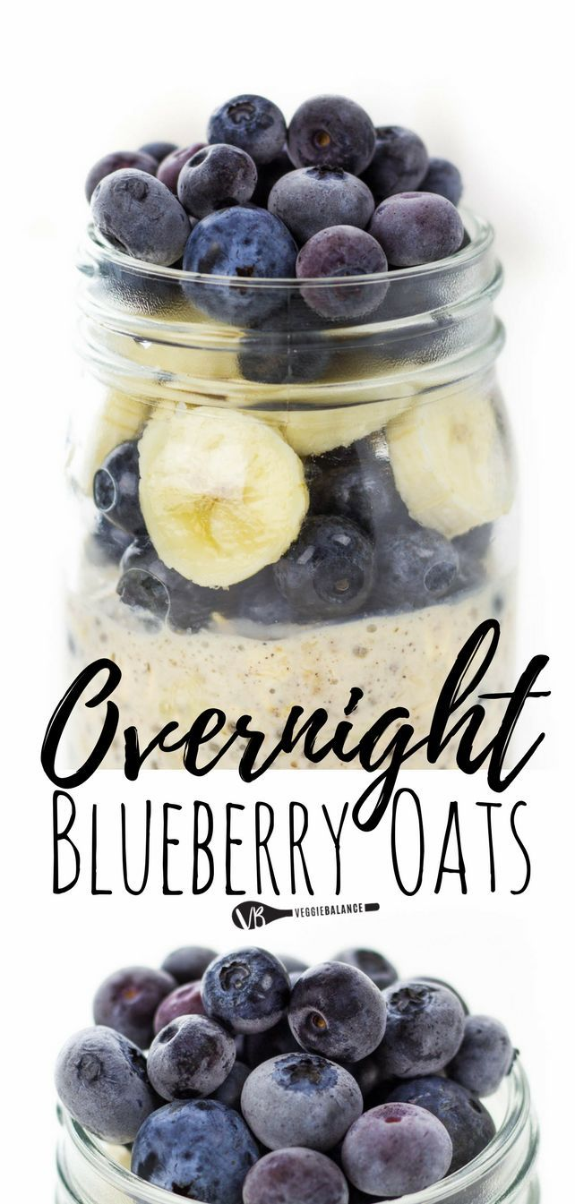 Overnight Oats In A Mason Jar Is Still One Of My Favorite Go To
