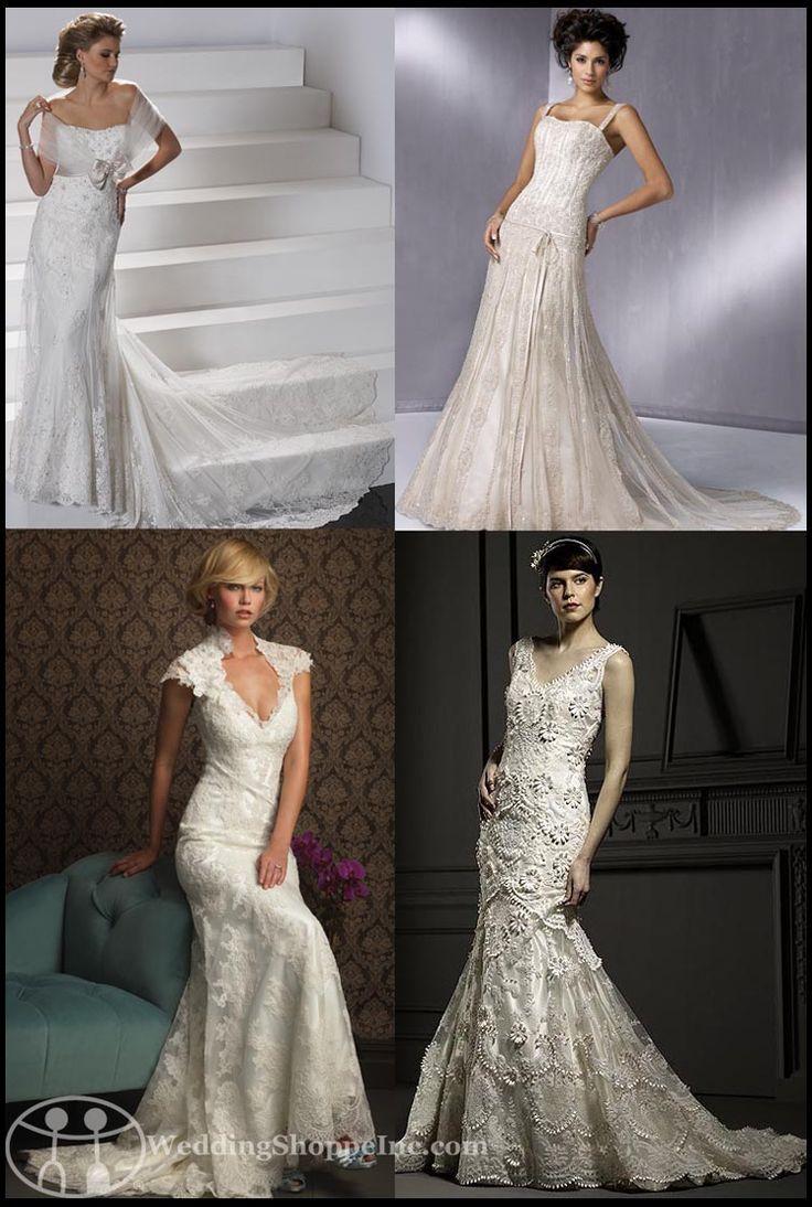 My Wedding Chat » Blog Archive 2012 Wedding Trends: Vintage Style Wedding Dresses, at Wedding Shoppe Inc.