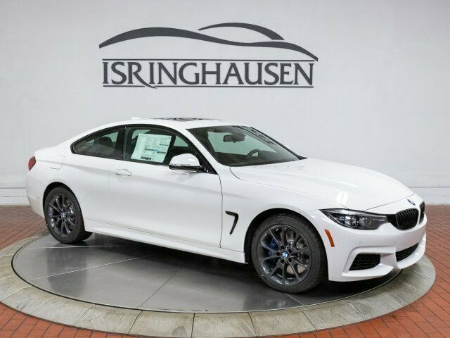 2020 Bmw 4 Series 440i Xdrive 6mt 2020 Bmw 4 Series 440i Xdrive 6mt 0 Alpine White 2 Door Coupe Intercooled Turbo In 2020 Bmw Bmw 4 Series Bmw 4