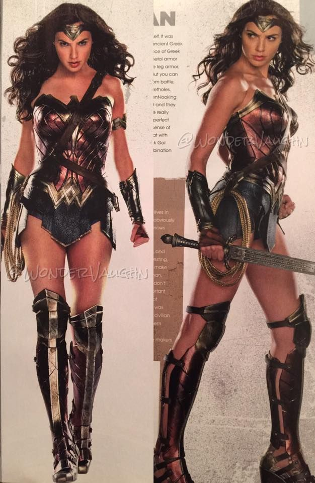 Wonder Woman (Gal Gadot)                                                                                                                                                      More